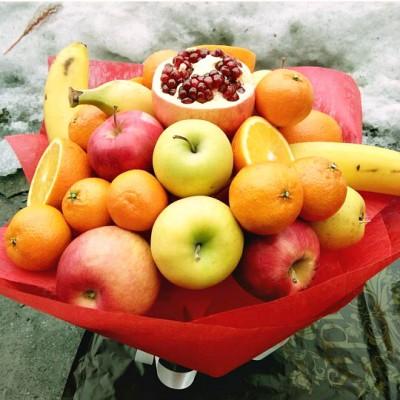 """Фруктовый букет """"Happy Fruits"""""""