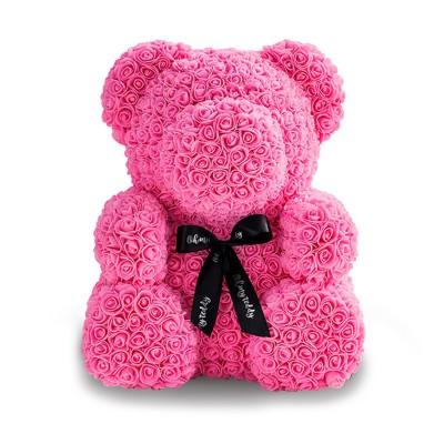 """3D Мишка """"Розовый"""""""