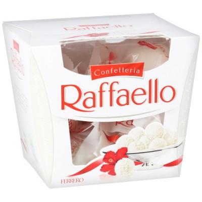 """Конфеты """"Raffaello 150 грамм"""""""